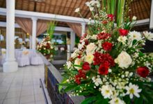 Marc Spanjol and Yuni Kusmarini's Wedding by Nika di Bali
