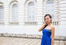 Photoshoots around Singapore by Covetella