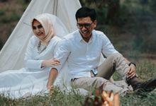 LIA & YOVAN - Prewedding by NYZ PHOTOGRAPHY