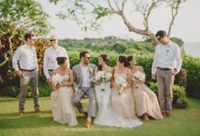 Natalie & Quinn by Bali Exclusive Wedding