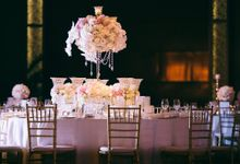 Wedding Blush Pink Gold and Ivory by Jovita Lo Weddings