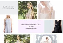 Website by The Dresscodes Bridal