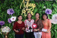 Nam & Nhung Wedding by Printaphy Photbooth Vietnam by Printaphy Photobooth Vietnam