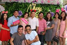 Nam & Nhung Wedding by Printaphy Photbooth Vietnam by Printaphy Photobooth Vietnam