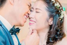 Nicholas and Linh Actual Day Wedding by Summer Sky Studio