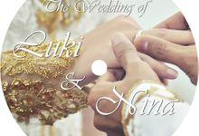 Nina & Lucky Wedding by Foraday Dream