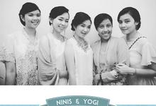 Pernikahan Ninis & Yogi by Jepret Allegra Instant Print