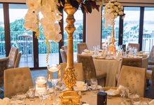 Gold Opulence by Noel Nassar Events