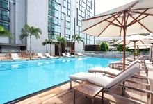 Poolside at level 8 by Oasia Hotel Novena