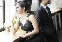 Prewedding Putri and andre by Emolight Photography