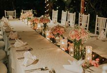Wedding of Kate & Glen by Padma Hotels