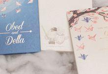 Obed & Della by Papier & Co