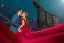 Pre wedding Singapore by Odelia Bridal