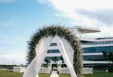 Oliver x Jill Wedding Wedding Ceremony by Conrad Manila