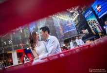 Jon & Meng Choo - A Love Story in New York City by Ooi Eric Studio