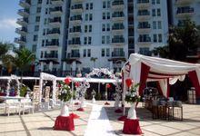 Venue Wedding in Marbella Suites Bandung by Marbella Suites Bandung Hotel