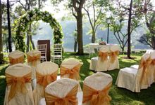 Wedding Decoration by MASON PINE HOTEL