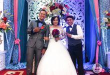 Wira & EIIa Wedding by eMCi Ammho De Monganzen
