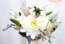 Fresh Floral Bouquets by Elly Weddings (Pte. Ltd.)
