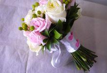 White Spring Wedding by Il Fiore