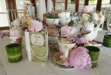 Rustic Pieces by Puri Amanda Flower Boutique