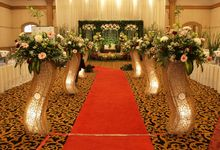 Wedding at MFH by Raffles Hills Cibubur - On Green Garden Venue