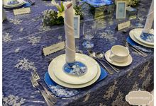 The Wedding of Helmi and Eva by Grand Orchid Decoration