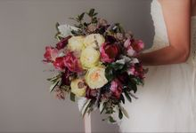 Styled Shoot - A Vintage Affair by Fleurish Floral Design