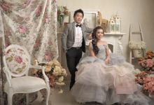 Alvin Olivia Pre-Wedding Photoshoot by Julia Halim