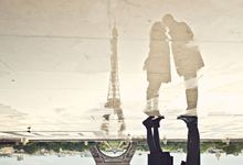 Paris Pre Wedding by Vey Gallery