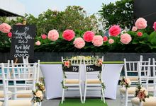 Solemnisation & After-party Venues by Park Hotel Alexandra