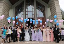 The Wedding of Peter & Irene by Huemince