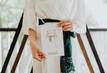Botanicals with Bridestory by Bells & Birds