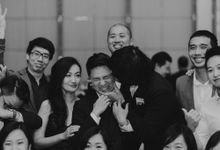 Bertram & Jasmine Wedding by Andri Tei Photography