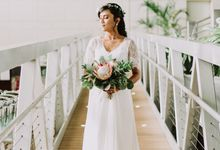 Nura & Dominik Wedding Day by Andri Tei Photography