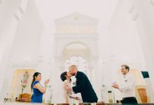 Jonas & Melissa Wedding by Andri Tei Photography