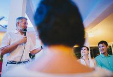 Desmond &  Ann kristin Wedding by Andri Tei Photography