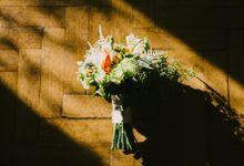 Jonas & Melissa Wedding by Andri Tei Photography
