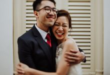 Vincent & Mun Ching by Andri Tei Photography