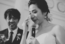 Yi Chieh & Michelle Wedding by Andri Tei Photography