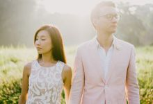 Thomas & Jane Prewedding by Andri Tei Photography