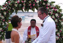 Bas & Lina, a Dutch-Indonesian marriage by Bali-Dream