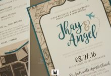 PJ and Angela wedding by Marked Lab