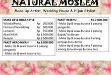 PRICELIST 2015 by Natural Moslem