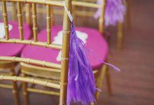 Fall In Purple Love by Wedrock Weddings