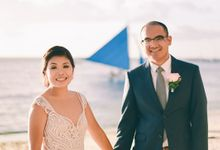 Boracay Weddings & Engagements by Owen and Nikka Wedding Photography