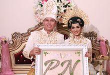 From The Wedding Putri & Noufal by Mahar Pernikahan Unik