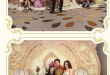 Adi & Valerie Wedding Photobooth by PopKron! Photobooth