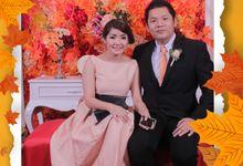 Henry & Agnes Wedding by PopKron! Photobooth
