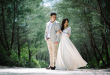 Prewedding Renhard & Cindy by Jehovah Photography